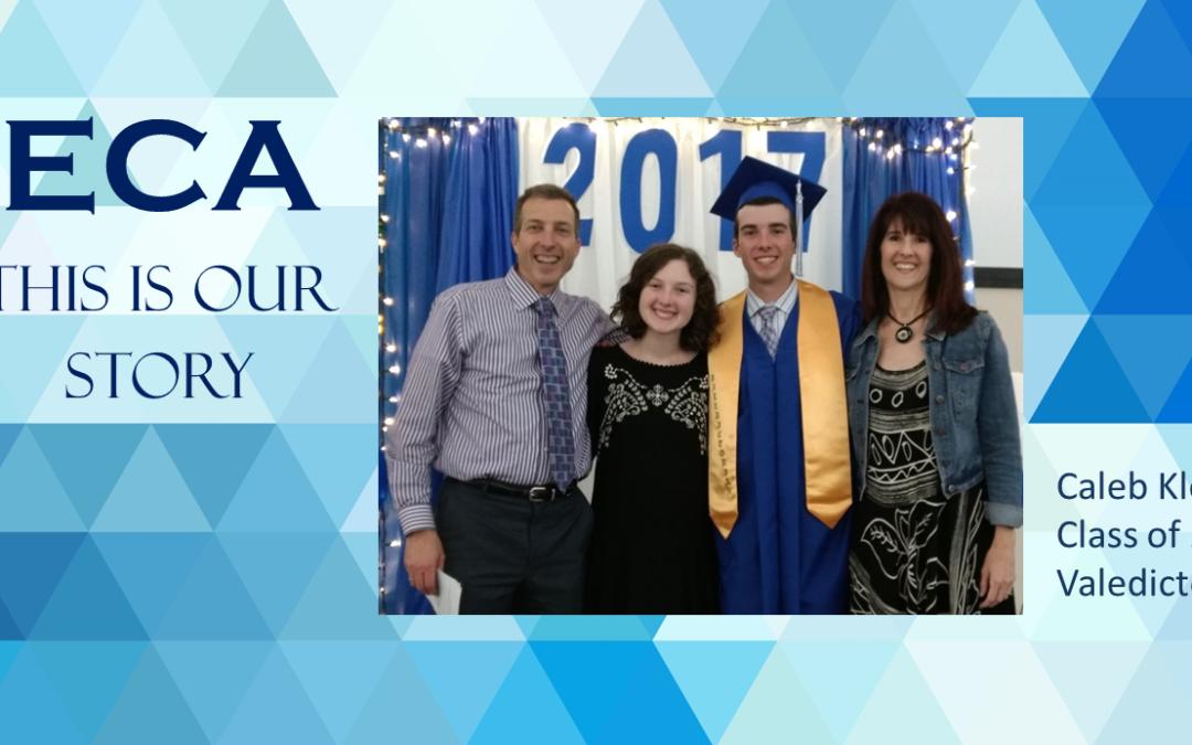 2017 Valedictorian Speech Caleb Klopfenstein Class of 2017