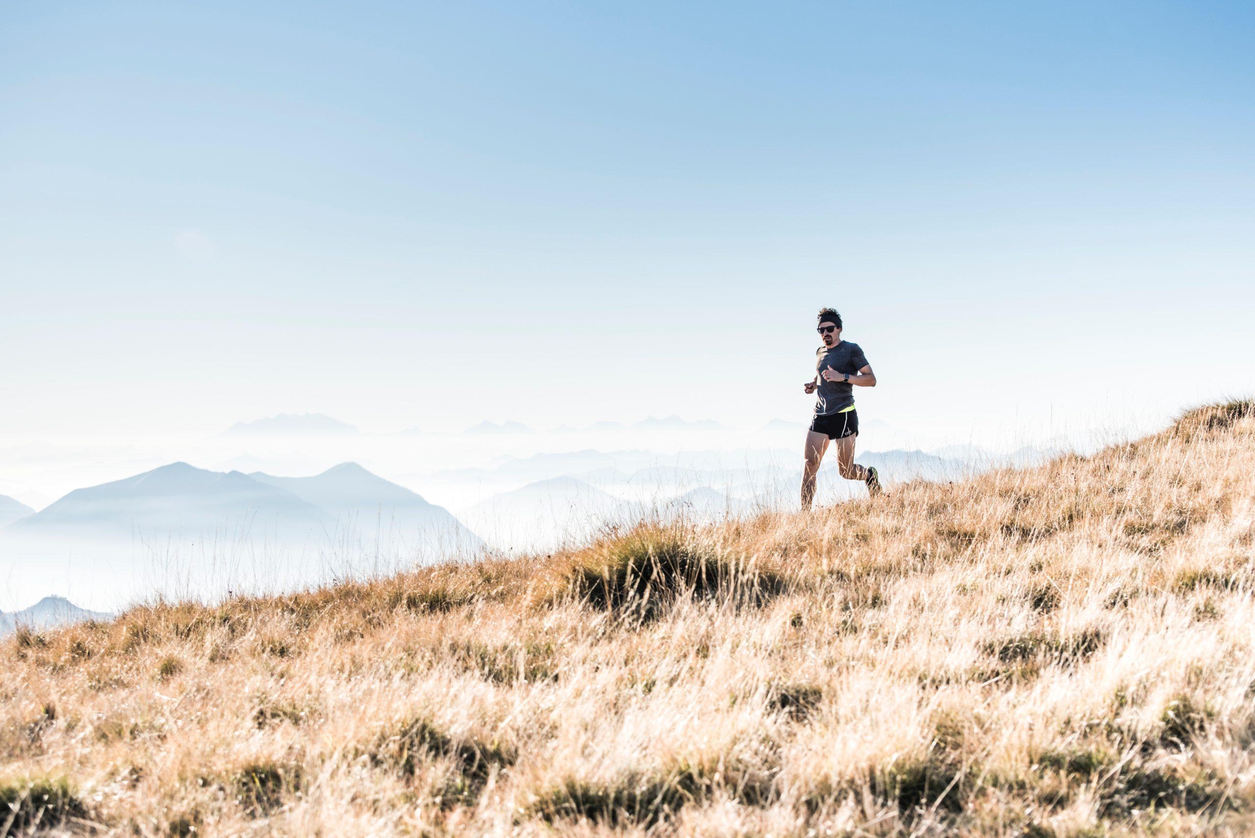 Why do I run? Why do I race? What prize do I seek?